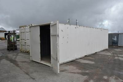30′ x 8' Portable Building - Storage Container (with lights)