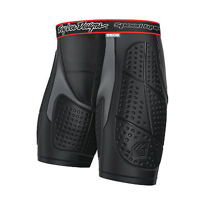 Troy Lee Designs Protektor-Short LPS 5605 Schwarz