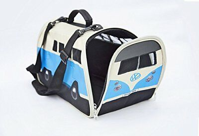 VW VOLKSWAGEN Classic Camper Van Pet Carrier Cat Carrier Small Dog Carrier