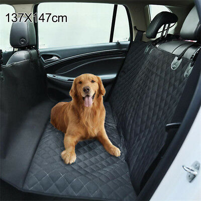 Asiento Trasero Cojín Animal Perro Coche Cubierta Protector Impermeable Hamaca