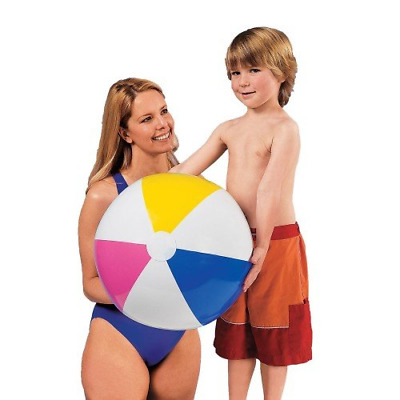 Inflatable Blowup Panel Beach Ball Holiday Party Swimming Garden Pool Toy