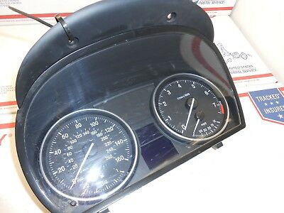 11 BMW 328 speedometer cluster 9242367  RB0610