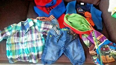 Next/ ted baker Ages 6-9mths 2 x -12-18 mths- & onsie  2-3 years = 6 x items