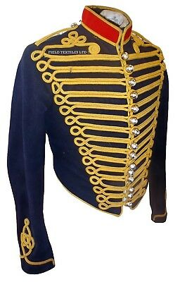 Royal Horse Artillery TUNIC - British ARMY/Military - CEREMONIAL - Used - SP4453