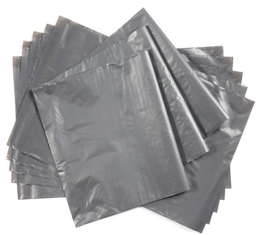 Strong Grey Mailing Bags Post Mail Postal Poly Postage Self Seal All Sizes Cheap