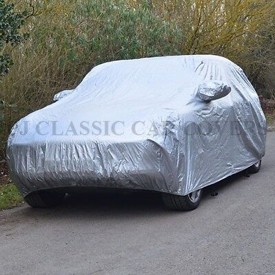 Lightweight Outdoor/Indoor Car Cover for a Ford Kuga