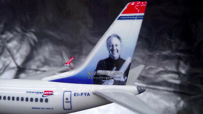 * Herpa Wings 611817 Norwegian Air Shuttle Boeing 737 MAX 8 - EI-FYA 1:200