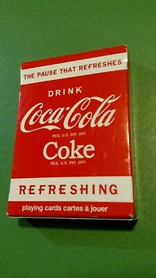 The U.S. Playing Card Co. Bicycle Playing Cards Coca Cola Playing Cards
