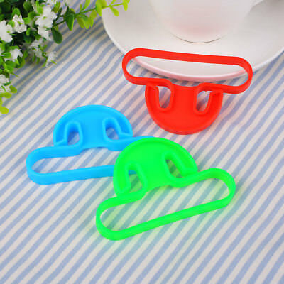 Plastic Handle Shopping Bag Carrying Vegetable Grip Carry Hanging Ring