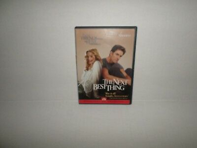 The Next Best Thing (DVD, 2000, Sensormatic - Widescreen) Madonna