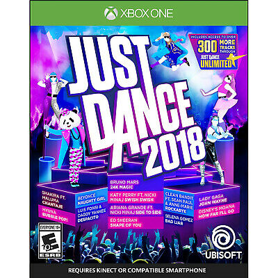 Just Dance 2018 Xbox One [Factory Refurbished]