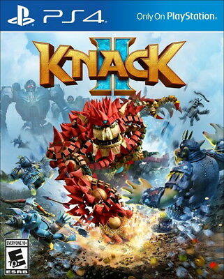 Knack 2 PS4 [Factory Refurbished]