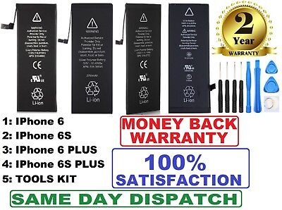 Oem Genuine Replacement Internal Battery For Apple iPhone 6 6S 6 plus 6S Plus