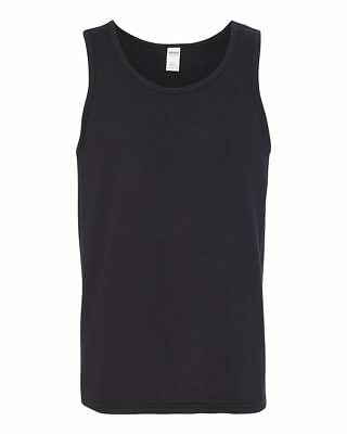 Gildan Mens Gildan Heavy Cotton Tank Top G520 Size XS-3XL