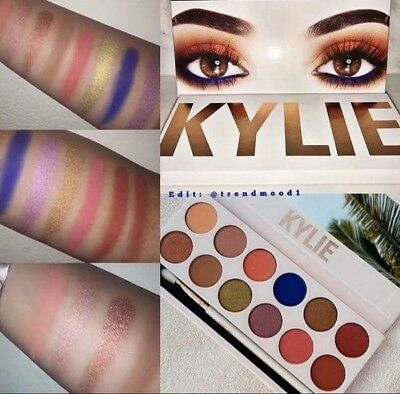 kylie jenner THE ROYAL PEACH PALETTE NEU OVP TOP ANGEBOT LIDSCHATEN