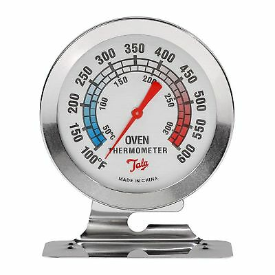 Tala Stainless Steel Hanging Stand Degree & Fahrenheit Oven Thermometer