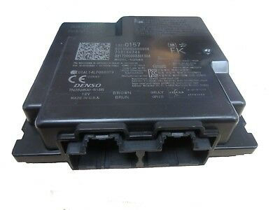 GM Keyless Entry Control Module 13510157