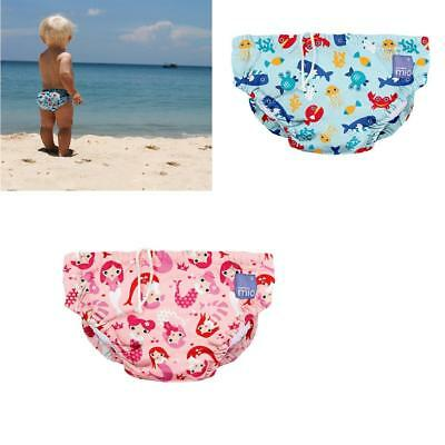 Bambino Mio Reusable Swim Nappy Mermaid/Deep Sea  6-12m/ 1-2years/ 2 years+