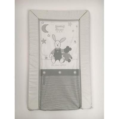 East Coast Nursery Changing Mat Country Kisses Grey