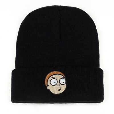 f56337d81c054 RICK AND MORTY cap Beanie Hat MORTY SMITH ladies mens one size FREE UK  DELIVERY - £7.00