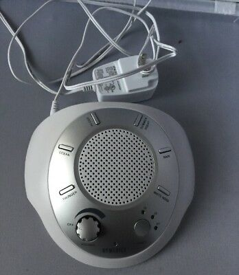 HoMedics SoundSpa Sound Machine Model 2000A