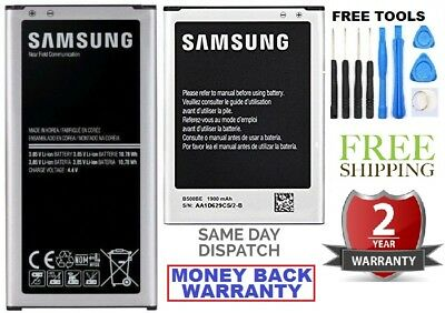 New Brand New OEM Genuine Replacement Battery For Samsung Galaxy S4 S5