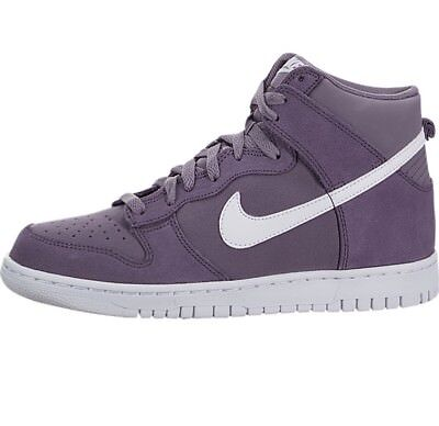 official photos 04d31 760c7 Nike Dunk high shoes GS size 4.5 ladies 6.5  80 Violet 308319 500