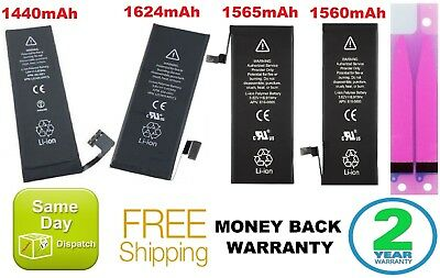 New internal Replacement Battery Fits For Iphone 5 5C 5S 5SE (Brand Longlife)