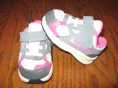 Nike Athletic Shoes Baby/toddler Girls Size 5C Lqqk