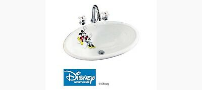 Kohler K 14272 D1 0 Disney Sink Playful As A Mouse Design