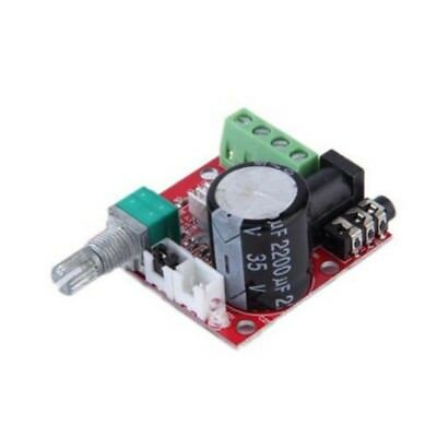 12V 10W+10W Hi-Fi PAM8610 Audio Stereo Amplifier Board Module Dual D Channel