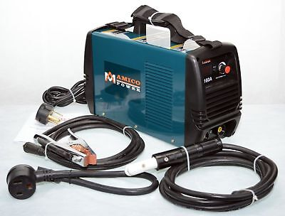 Inverter Welding Machine by Amico Power - DC- Dual Voltage IGBT - 160A 160 Amp