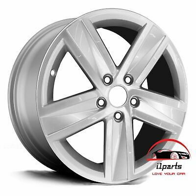 17 Inch 17x8 2015 2016 2017 2018 Gmc Canyon Oem Alloy Silver Wheel