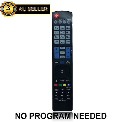New Replaced Remote Control AKB73615303 for LG 3D TV 47LM765S 47LM860 47LM960V