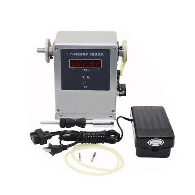 220V Pro Computer Controlled Coil Transformer Winder Winding Machine 0.03-0.35mm