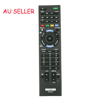 Replacement Remote Control Controller RM-ED047 RMED047 for SONY TV Brand New
