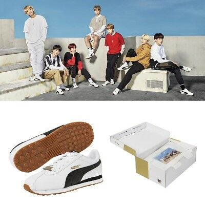 PUMA X BTS Limited Edition Turin Sneakers Shoes Official