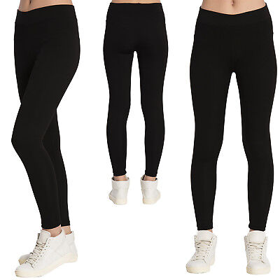 Women Leggings for Yoga, Fitness, Sports, Gym Colour: Black