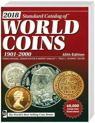 Standard Catalog Of® World Coins 1901 - 2000 (5101-20-2017)
