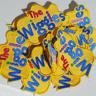 Embroidered WIGGLES LOGO MOTIF........ ..