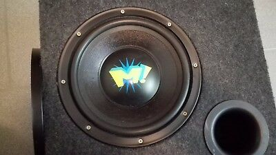 20cm 8 auto bass 200mm subwoofer tieft ner 200watt 4ohm. Black Bedroom Furniture Sets. Home Design Ideas