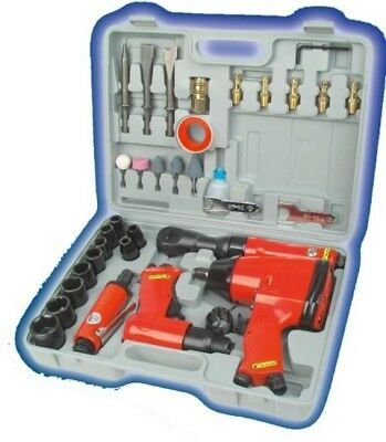Mannesmann Pneumatic Torque Multiplier Wrench Air Tool Kit Power Tools DIY