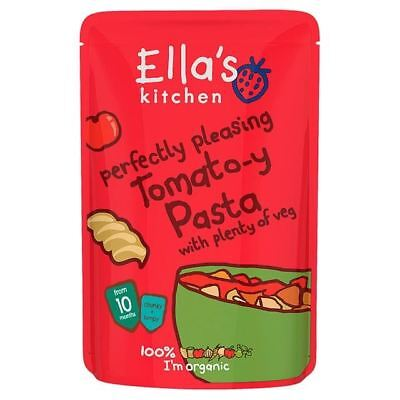 Ellas Kitchen Stage 3 Tomato-y-Pasta 190g