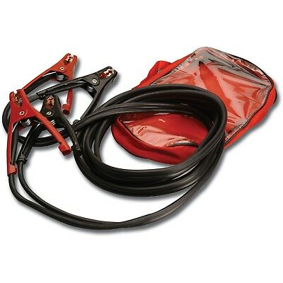 Everstart Booster Cables Medium Duty 12 FT 10 Gauge Compact Jump Start Cable NEW
