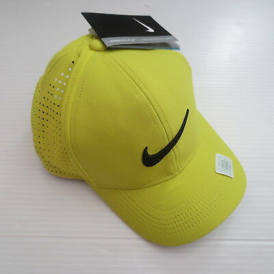 Nike Youth Classic 99 Golf Cap Hat - 832796 - Volt 358 - NWT