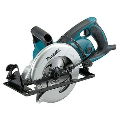 "Makita 5477NB-R Recon 7-1/4"" 15 Amp Hypoid Saw"