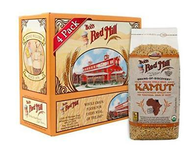 Bob's Red Mill Organic Kamut Grain, 24-ounce (Pack of 4)