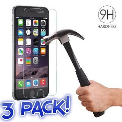 Real Premium Tempered Glass Screen Protector for Apple iPhone 8 Plus