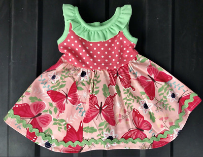 """NEW Matilda Jane Girls NWT Doll Clothes On Tour American Girl 18"""" Dolls In Hand"""