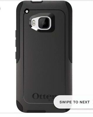 Brand New!! OtterBox Commuter case  for HTC One M9 Black